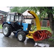 Оборудование фрезерно-роторное снегоочистительное